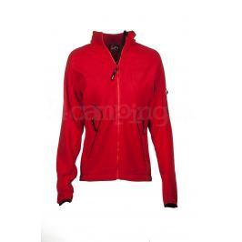Dámská mikina Northfinder Marina Velikost: S / Barva: červená