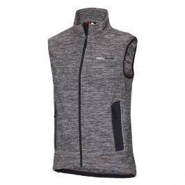 Pánská vesta Northfinder Kamillo Velikost: L / Barva: šedá