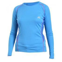 Dámské funkční triko Northfinder Jizera Velikost: M / Barva: modrá