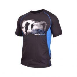 Pánské tričko Northfinder Vtacnik Velikost: S / Barva: černá