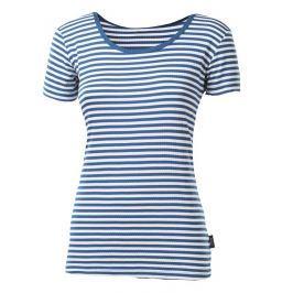 Dámské funkční triko Progress MLs NKRZ Velikost: M / Barva: modrá/bíla