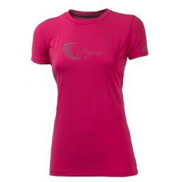 Dámské sportovní triko Progress Pantera Velikost: M / Barva: růžová