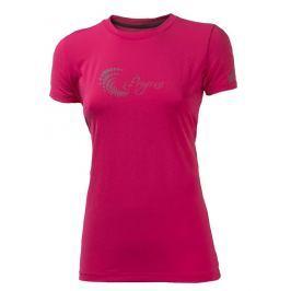 Dámské sportovní triko Progress Pantera Velikost: S / Barva: růžová