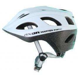 Přilba Axon Marten Velikost helmy: 47-56 / Barva: bílá