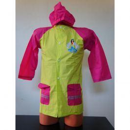 Pláštěnka 2You pro děti Princezna 808 Dětská velikost: 5-6 let / Barva: zelená