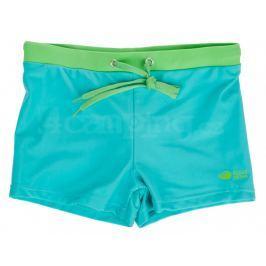 Dětské plavky Aquawave Mar Jr Dětská velikost: 164 / Barva: modrá/zelená