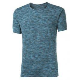 Pánské triko Progress Melis kr.r. Velikost: L / Barva: tyrkysová