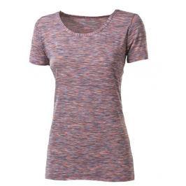 Dámské triko Progress Melissa kr.r. Velikost: M / Barva: růžová