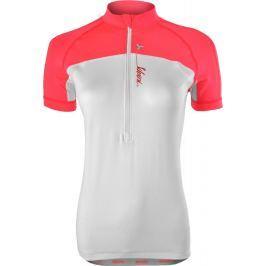 Dámský cyklistický dres Silvini Gruso WD1026 Velikost: L / Barva: bílá