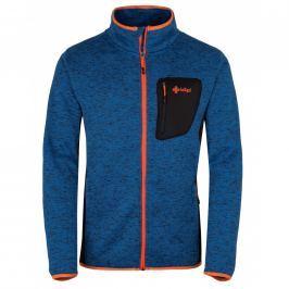 Pánský svetr Kilpi Rigan M Velikost: XL / Barva: modrá