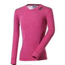 Dětské funkční triko Progress DT MS NDRD 26DF Dětská velikost: 128 / Barva: růžová