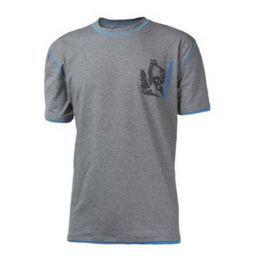 Pánské triko Progress Master 24GL Velikost: L / Barva: šedá