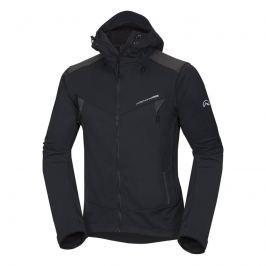 Pánská bunda Northfinder Kalev Velikost: S / Barva: černá