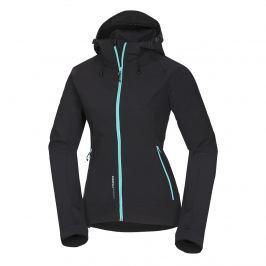 Dámská bunda Northfinder Swea Velikost: S / Barva: černá