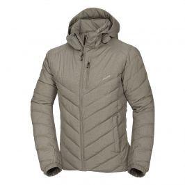 Pánská bunda Northfinder Dugald Velikost: L / Barva: šedá