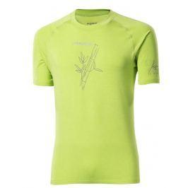 Pánské triko Progress E NKR 28CA Velikost: XXL / Barva: zelená