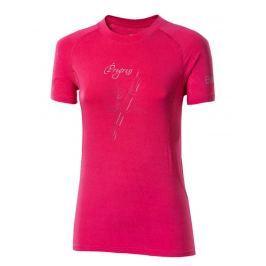 Dámské triko Progress E NKRZ 28OA Velikost: L / Barva: růžová