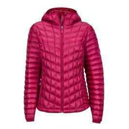 Dámská bunda Marmot Featherless Hoody Velikost: M / Barva: fialová