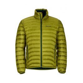 Pánská bunda Marmot Tullus Jacket Velikost: L / Barva: khaki