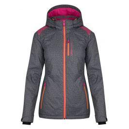 Dámská zimní bunda Loap Faela Velikost: L / Barva: šedá