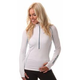 Dámské funkční triko Nordblanc Amira Velikost: XL (42) / Barva: bílá