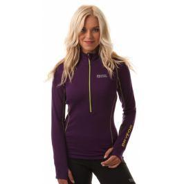 Dámské funkční triko Nordblanc Amira Velikost: XL (42) / Barva: fialová