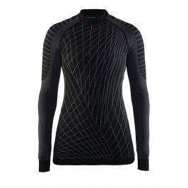 Dámské triko Craft Active Intensity Velikost: XL / Barva: černá