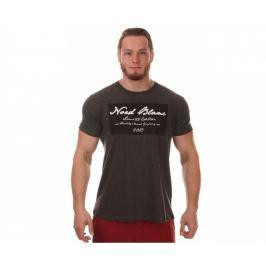 Pánské triko Nordblanc Unique Velikost: S / Barva: hnědá