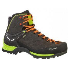 Pánské boty Salewa MS MTN Trainer MID GTX Velikost bot (EU): 42 (UK 8) / Barva: černá/zelená