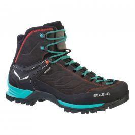 Dámské boty Salewa WS MTN Trainer MID GTX Velikost bot (EU): 37 (UK 4,5) / Barva: černá