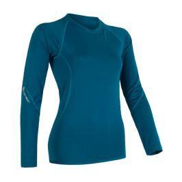 Dámské funkční triko Sensor Coolmax Fresh Velikost: M / Barva: modrá