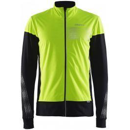 Pánská bunda Craft Brilliant Warm Velikost: XL / Barva: žlutá