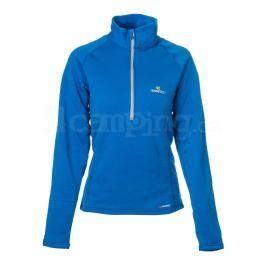 Dámský pulover Warmpeace Fram Lady Powerstretch Velikost: M / Barva: modrá
