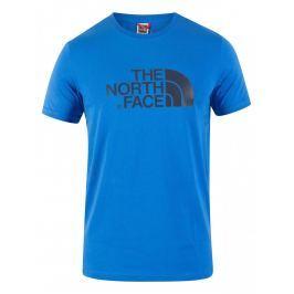 Pánské triko The North Face Easy Tee Velikost: XL / Barva: modrá
