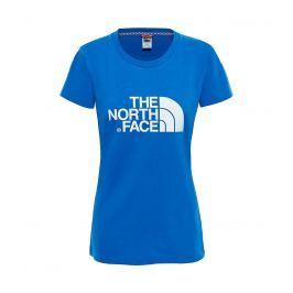 Dámské triko The North Face Easy Tee Velikost: XL / Barva: modrá