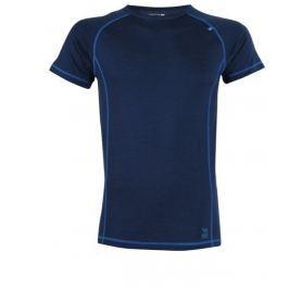 2117 of Sweden Pánské funkční triko 2117 Ullanger krátký rukáv Velikost: XXL / Barva: modrá