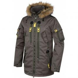 Pánská zimní bunda Husky Nerida Velikost: L / Barva: hnědá