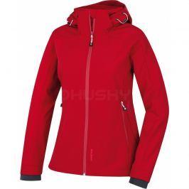 Dámská softshellová bunda Husky Salen L Velikost: L / Barva: růžová