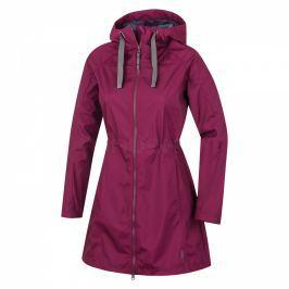 Dámský softshellový kabát Husky Sara L Velikost: M / Barva: fialová