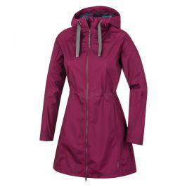 Dámský softshellový kabát Husky Sara L Velikost: XL / Barva: fialová