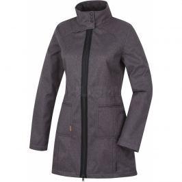 Dámský kabát Husky Sivien L Velikost: L / Barva: černá