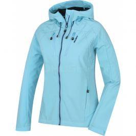 Dámská softshellová bunda Husky Summy L Velikost: XL / Barva: modrá
