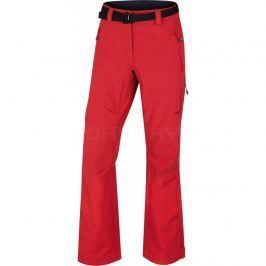Dámské kalhoty Husky Kresi L Velikost: XL / Barva: červená