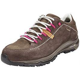 Dámské boty Aku Nemes Suede Low GTX WS Velikost bot (EU): 38 / Barva: hnědá
