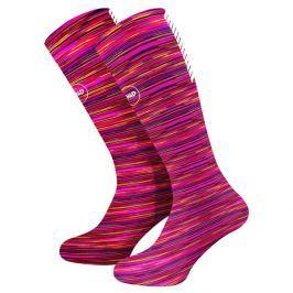 Podkolenky H.A.D. Go! Sock Melange Fluo