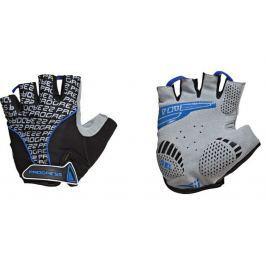 Cyklistické rukavice Progress Pull Mitts 37CA Velikost: XS / Barva: černá/modrá