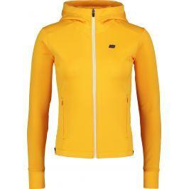 Dámská mikina Nordblanc Joint Velikost: L (40) / Barva: oranžová