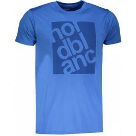 Pánské triko Nordblanc Pert Velikost: L / Barva: modrá
