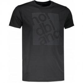 Pánské triko Nordblanc Pert Velikost: XL / Barva: černá