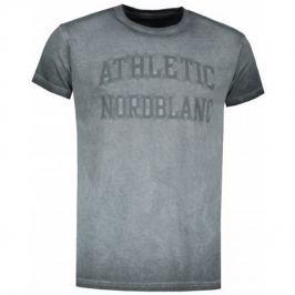 Pánské triko Nordblanc Rivalry Velikost: XL / Barva: šedá